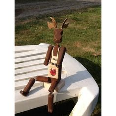 Gifts :: For Him :: Moosecot - Dad's Smoking BBQ by RockingHorse Past, $35 Smoke Bbq, Smoking, Dads, Artisan, Carving, Gifts, Parents, Craftsman, Joinery