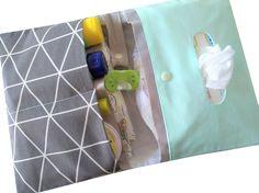 Windeltaschen - Windeltasche m. Aussenfach ♥versandfertig♥ - ein Designerstück von ds-handmade bei DaWanda