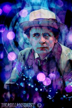The Seventh Doctor by Deadmans-Dust.deviantart.com on @deviantART