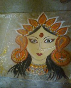 Dussehra Rangoli Designs and Patterns
