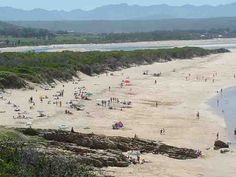 Lookout beach 2000 Knysna, Cape Town, South Africa, Landscapes, Times, History, Beach, Places, Water