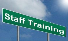 Staff training is vital in improving skills and knowledge and sharing best practice. How can training be offered to support staff and setting?