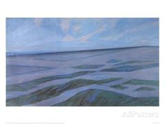 Duinlandschap Art Print at AllPosters.com