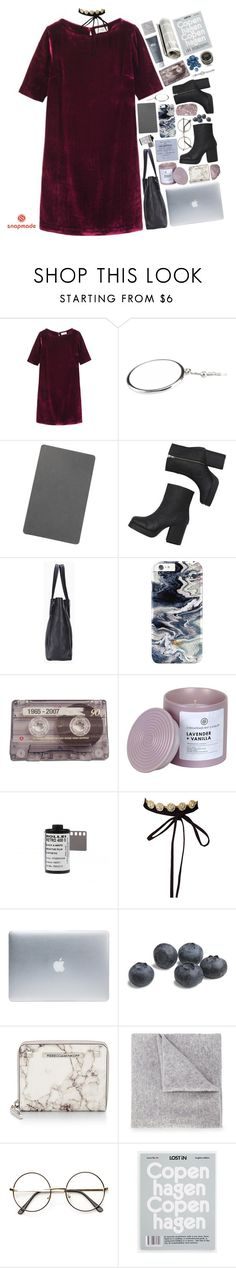 """""""Mona"""" by ritaflagy ❤ liked on Polyvore featuring Toast, Monki, CASSETTE, Chesapeake Bay Candle, Retrò, Incase, Rebecca Minkoff, Lucien Pellat-Finet and ZeroUV"""