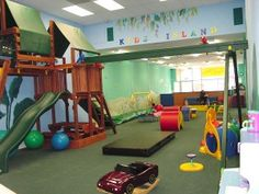indoor playspaces in LA, some with monthly memberships ranging from $55-75/month!