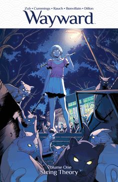 Wayward - Bleeding Cool Rori Lane is trying to start a new life when she reunites with her mother in Japan, but ancient creatures lurking in the shadows of Tokyo sense something hidden deep within her, threatening everything she holds dear.