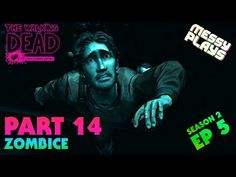 THE WALKING DEAD: SEASON 2 - Part # - LETS PLAY with Commentary - MESSYP...