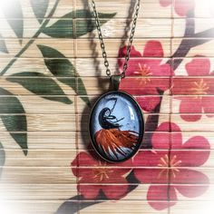 A personal favorite from my Etsy shop https://www.etsy.com/listing/501528311/hawaiian-beauty-antique-bronze-pendant