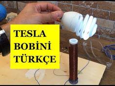 Tesla Bobini Nasil Yapilir ?