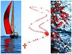 #Collana Corallo Rosso #Oro di Sciacca. I classici non tramontano mai!