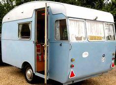 Piccadilly Market: Vintage Caravans make me Happy