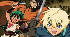 'Deltora Quest' Anime