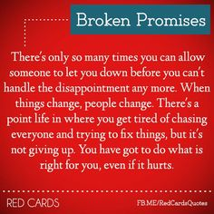 Wish promises meant as much to others as they do to me.broken promises are just another form of lies. Great Quotes, Quotes To Live By, Me Quotes, Inspirational Quotes, Broken Promises Quotes, Empty Promises, Promise Quotes, Just For You, Let It Be