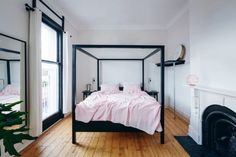 Incy Interiors four poster