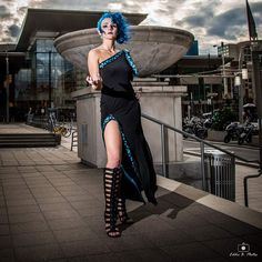 female hades cosplay