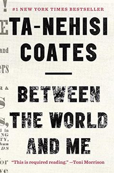 "Between the World and Me by Ta-Nehisi Coates. ""This is your country, this is your world, this is your body, and you must find some way to live within the all of it."" http://www.amazon.com/dp/0812993543/ref=cm_sw_r_pi_dp_gU9Xvb0EW5439"
