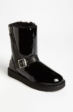 UGG patent boots