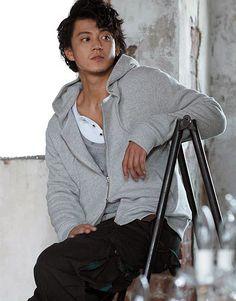 Oguri Shun on Men's JOKER vol.079, 2010