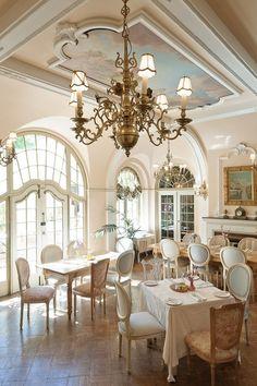 Casa Labia Cafe, Muizenberg, Cape Town, South Africa