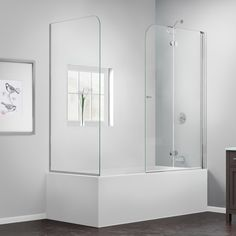 Shop Wayfair for Shower & Bathtub Doors to match every style and budget. Enjoy Free Shipping on most stuff, even big stuff.