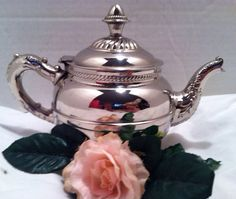 I'm a Little Teapot Short and Stout Silver by JustRandomStuff,
