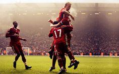 Soccer Liverpool Football Clubs