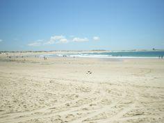 Praia de Peniche, Portugal