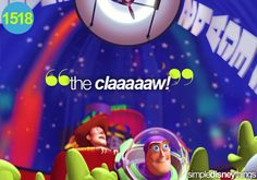 the claw is our master...the claw chooses who will go and who will stay!