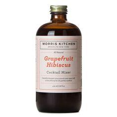 Grapefruit Hibiscus Cocktail Mixer