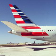 Boeing 787 DreamLiner - American Airlines
