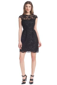FINALLY!  The impossible dress is found.  If only is was available....Corlears Lace Olivia Dress