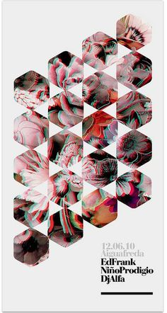 3D poster  (3Dglasses) — marindsgn by MARIN DSGN, via Flickr
