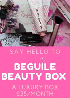 Best Beauty Subscription Boxes, Beauty Box Subscriptions, Say Hello, Instagram Feed, Blog, Blogging
