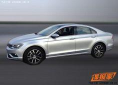 Das ist die Serienversion des VW New Midsize Coupé