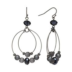 I can totally make theses beautiful earrings!