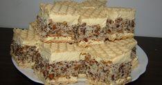 Oricat am incerca sa nu … Romanian Desserts, Romanian Food, Nasa, Waffle Cake, Individual Cakes, Cookies, Biscuits, Nutella, Sweet Treats