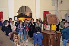 interno chiesa san Francesco d'Assisi