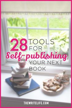Tools and Tips for Self-Publishing Your Next Book This roundup includes our favorite websites, apps, and tools for self-publishing.This roundup includes our favorite websites, apps, and tools for self-publishing. Book Writing Tips, Writing Resources, Writing Ideas, Writing Prompts, Writing Workshop, Writing Help, Writing Skills, Writing Inspiration, Self Publishing