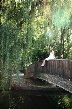 Great pose on the Bridge at Giverny?!? ;)