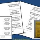 {FREE} Foldables for the properties of addition and multiplication. ...