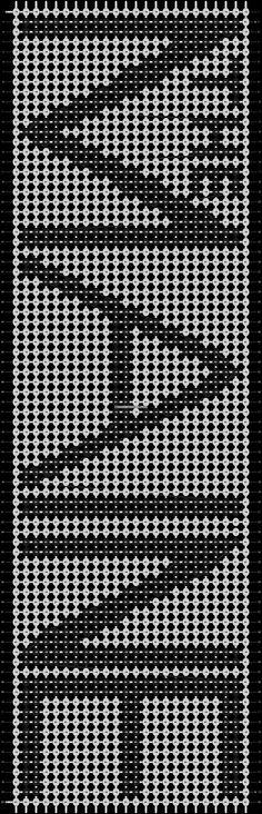 Alpha Pattern #4006 added by joannaset