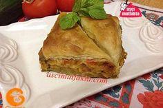 Orjinal Arnavut Böreği Tarifi Spanakopita, Bruschetta, Sandwiches, Ethnic Recipes, Food, Essen, Meals, Paninis, Yemek