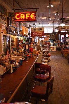 General Store, Jefferson, TX by Tony Jewell