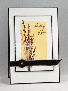 Thinking of You by Shel9999 - Cards and Paper Crafts at Splitcoaststampers