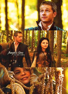 Once Upon A Time / Snow White & Prince Charming