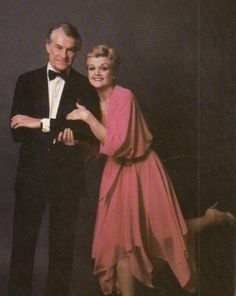 Peter Shaw and Angela Lansbury Married 53 yrs