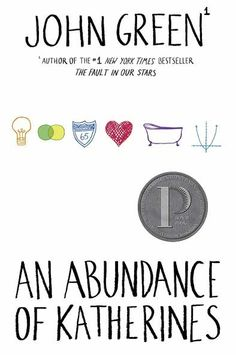 """An Abundance of Katherines by John Green #quote """"If people could see me the way I see myself - if they could live in my memories - would anyone love me?"""""""