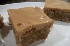 Butterscotch Peanut Butter Bars Recipe : Trisha Yearwood: Sorry Trisha, but I gotta make these with chocolate chips...mmmm...chocolate & peanut butter bars!