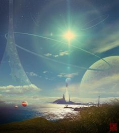 Halcyon Days by Julian-Faylona.deviantart.com on @DeviantArt