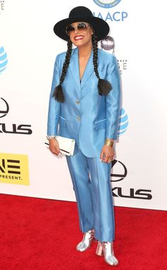 Cree Summer from NAACP Image Awards 2016: Red Carpet Arrivals | E! Online
